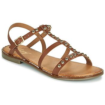 Topánky Ženy Sandále Betty London OVADE Ťavia hnedá