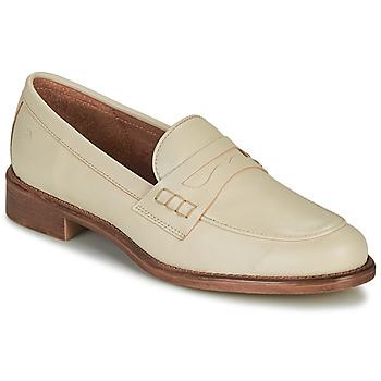 Topánky Ženy Mokasíny Betty London MAGLIT Krémová
