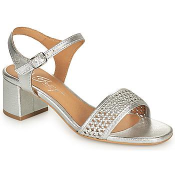 Topánky Ženy Sandále Betty London OUPETTE Strieborná