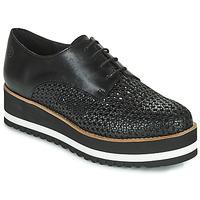 Topánky Ženy Derbie Betty London OULINE Čierna