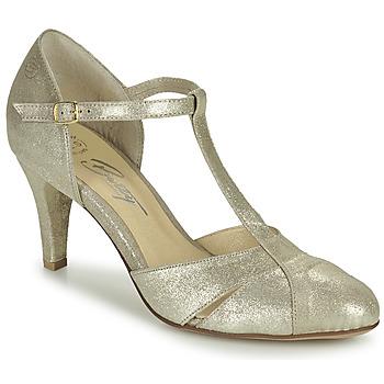 Topánky Ženy Lodičky Betty London MASETTE Zlatá