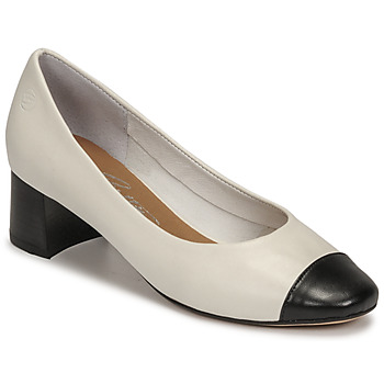 Topánky Ženy Lodičky Betty London OMINA Biela / Čierna