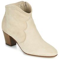 Topánky Ženy Čižmičky Betty London OISINE Béžová