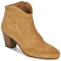 Topánky Ženy Čižmičky Betty London OISINE Ťavia hnedá