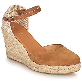 Topánky Ženy Sandále Minelli RAYANA Hnedá / Béžová