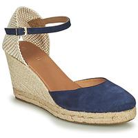 Topánky Ženy Sandále Minelli RAYANA Námornícka modrá / Béžová