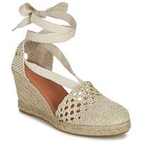 Topánky Ženy Sandále Minelli HINAU Krémová