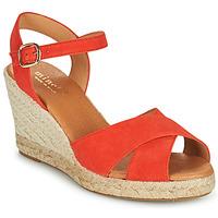 Topánky Ženy Sandále Minelli OMELLA Červená