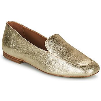 Topánky Ženy Mokasíny Minelli METAPLATIN Zlatá