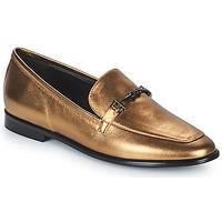 Topánky Ženy Mokasíny Minelli PHARA Bronzová