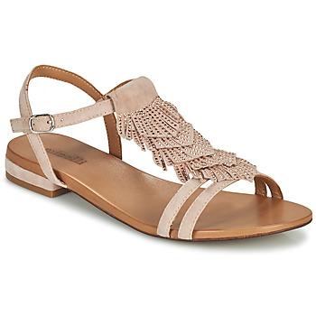 Topánky Ženy Sandále Minelli DAISY Ružová