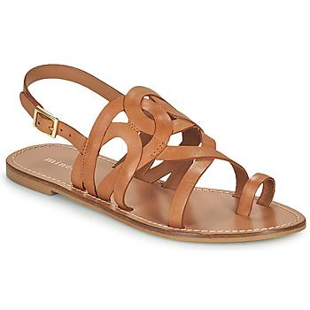 Topánky Ženy Sandále Minelli NOUNNA Hnedá