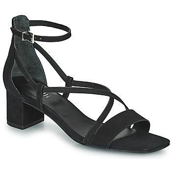 Topánky Ženy Sandále Minelli HENRIETA Čierna
