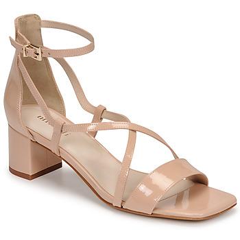 Topánky Ženy Sandále Minelli HENRIETA Ružová