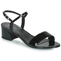 Topánky Ženy Sandále Minelli HENRIA Čierna