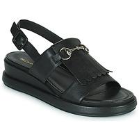 Topánky Ženy Sandále Minelli HEMYE Čierna