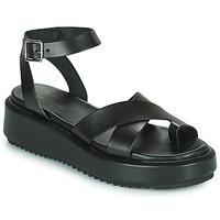 Topánky Ženy Sandále Minelli HESSYA Čierna