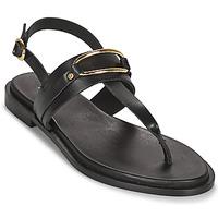 Topánky Ženy Sandále Minelli LIZA Čierna