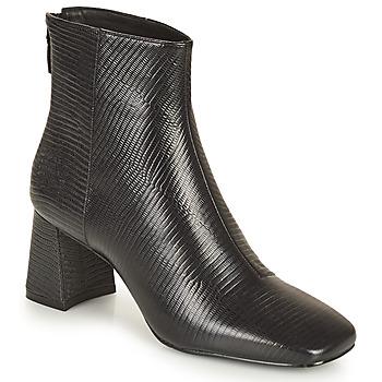 Topánky Ženy Čižmičky Minelli TAKINE Čierna