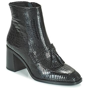 Topánky Ženy Čižmičky Minelli ZYA Čierna