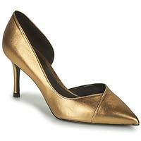 Topánky Ženy Lodičky Minelli GYLIANE Bronzová