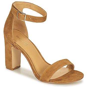 Topánky Ženy Sandále Minelli BEINTA Hnedá