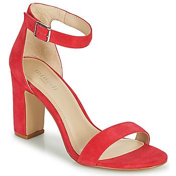 Topánky Ženy Sandále Minelli FRAMBLISSA Malinová