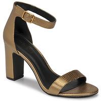Topánky Ženy Sandále Minelli CHELYE Bronzová