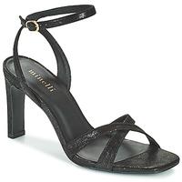 Topánky Ženy Sandále Minelli THIPHANNIE Čierna