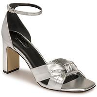 Topánky Ženy Sandále Minelli TREPHINNE Strieborná
