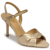 Topánky Ženy Sandále Minelli PHILOMENE Zlatá