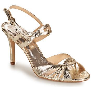 Topánky Ženy Sandále Minelli TULLYE Zlatá
