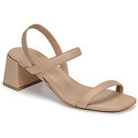 Topánky Ženy Sandále Minelli TEILYE Béžová