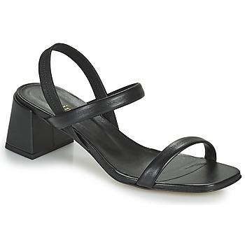 Topánky Ženy Sandále Minelli TEILYE Čierna
