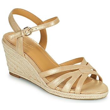 Topánky Ženy Sandále Minelli TERENSSE Béžová