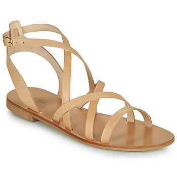 Topánky Ženy Sandále Minelli HOULLY Béžová