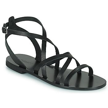 Topánky Ženy Sandále Minelli HOULLY Čierna
