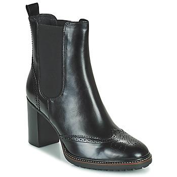 Topánky Ženy Čižmičky Minelli THILDA Čierna