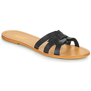 Topánky Ženy Šľapky So Size MELINDA Čierna