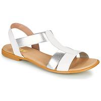 Topánky Ženy Sandále So Size OOLETTE Hnedá