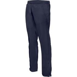 Oblečenie Muži Tepláky a vrchné oblečenie Proact Pantalon de survêtement ajustée bleu marine