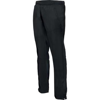 Oblečenie Muži Tepláky a vrchné oblečenie Proact Pantalon de survêtement ajustée noir