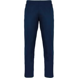 Oblečenie Tepláky a vrchné oblečenie Proact Pantalon de survêtement bleu marine