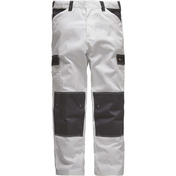 Oblečenie Muži Nohavice Cargo Dickies Pantalon  Everyday blanc/gris