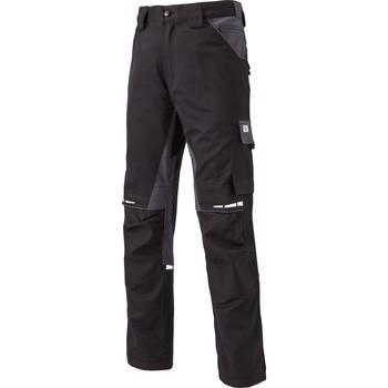 Oblečenie Nohavice Cargo Dickies Pantalon  Gdt Premium noir/gris