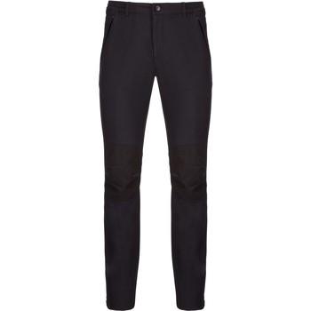 Oblečenie Muži Nohavice Chinos a Carrot Proact Pantalon léger noir