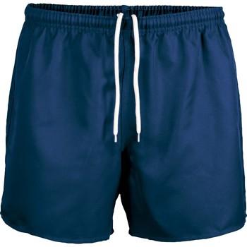 Oblečenie Šortky a bermudy Proact Short Praoct Rugby bleu royal/bleu