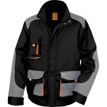 Oblečenie Muži Bundy  Result Veste  Lite noir/gris/orange