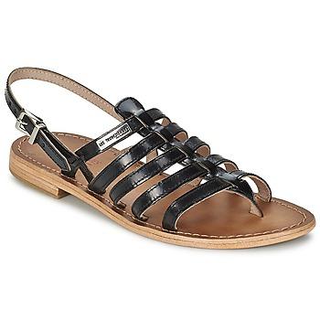 Topánky Ženy Sandále Les Tropéziennes par M Belarbi HERISSON Čierna