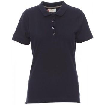 Oblečenie Ženy Polokošele s krátkym rukávom Payper Wear Polo femme Payper Venice bleu marine